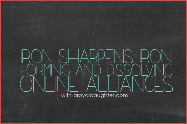 Forming and Dissolving Online Alliances