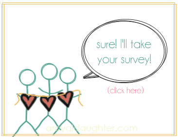 Take A Survey Graphic