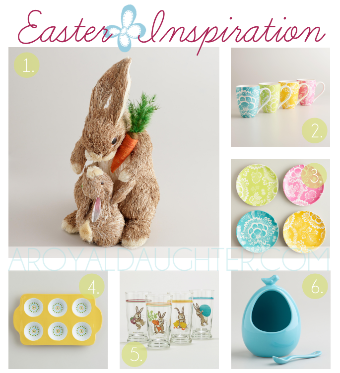 Easter decorating ideas for the home for Easter home decorations