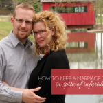 How to Keep Your Marriage Thriving in spite of Infertility