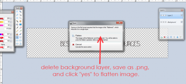 Creating a Transparent background Header in blogger