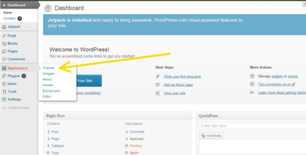 How to Install Genesis on WordPress