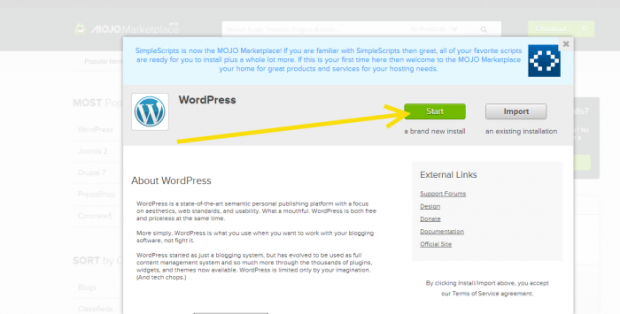 How to Start a Blog on WordPress1