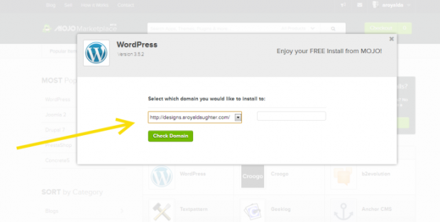How to Start a Blog on WordPress2