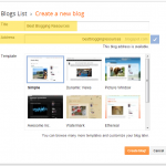 How to Blog: How to Start a Blog on Blogger