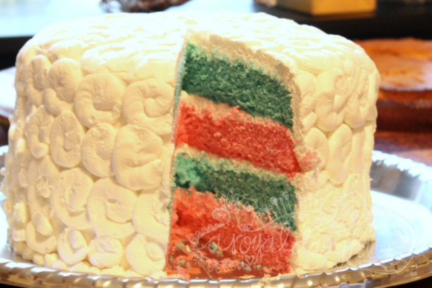 Gender Reveal Party Ideas gluten free cake